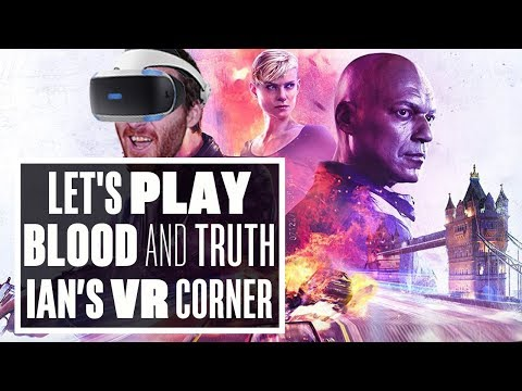 Blood and Truth first VR game to top UK physical chart