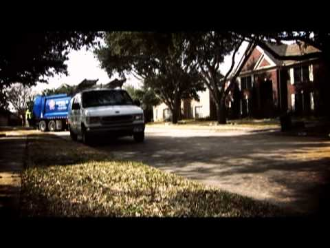 Solid Waste Collection promo for Missouri City, Texas