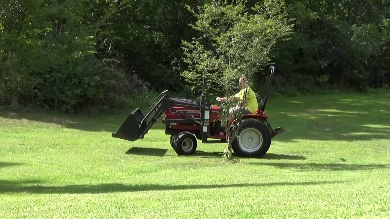 hight resolution of international 234 diesel compact tractor with loader and manual