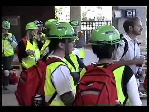 KSAR15 CERT emergency drill