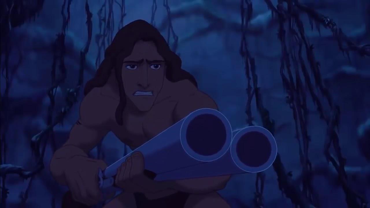 Disturbing Disney 11 Claytons Death In Tarzan 1999 Film Music