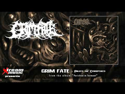 GRIM FATE - Piles of Corpses [2020]