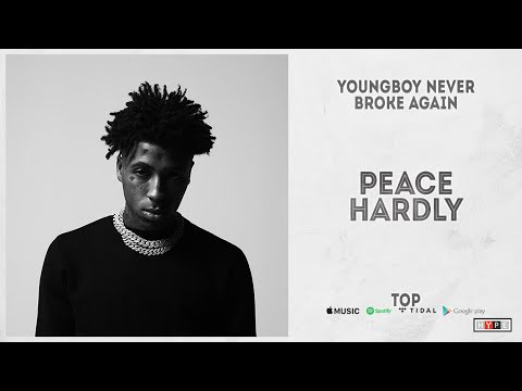 """YoungBoy Never Broke Again – """"Peace Hardly"""" (Top)"""