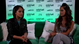 Q&A with Becky G from Cricket Wireless in New York