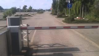 Автодром. Площадка для уроков вождения на автомобиле в Фюрте