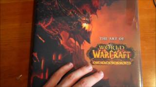 World Of Warcraft Cataclysm Unboxing Limited Collector