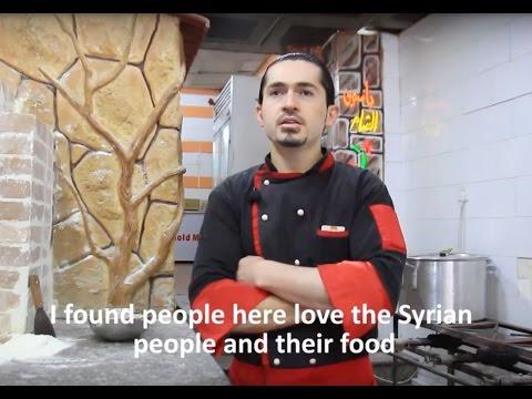 Syrian cuisine in Gaza