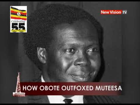 How Obote outfoxed Muteesa