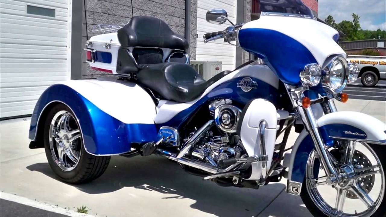 UNB Customs: Best Motorcycle Trikes, Trike Conversion Kits, Trikes for Sale  in North Carolina