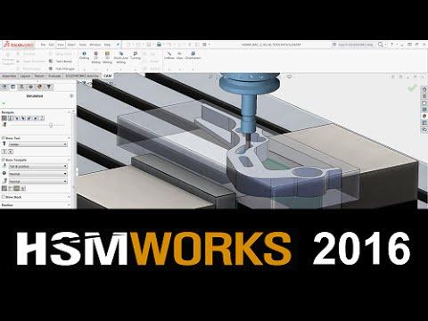 HSMWorks 2016 ve HSMXpress 2016 Yazılımlarını Yakından İnceliyoruz.