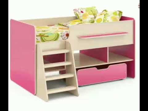 Кровать чердак для Вашего малыша