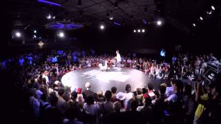 ISSEI vs KOHEI | Red Bull BC One Japan Cypher 2015 - Top16