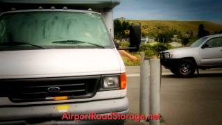 Airport Road Storage and U-Haul - Fortuna California