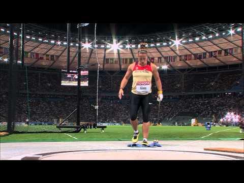 Uncut - Hammer Throw Women Final Berlin 2009