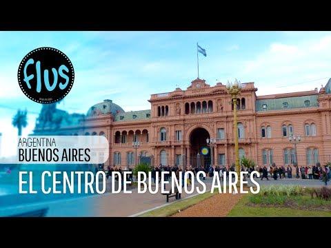 Una visita rápida a Buenos Aires, Argentina - Flus Viajes