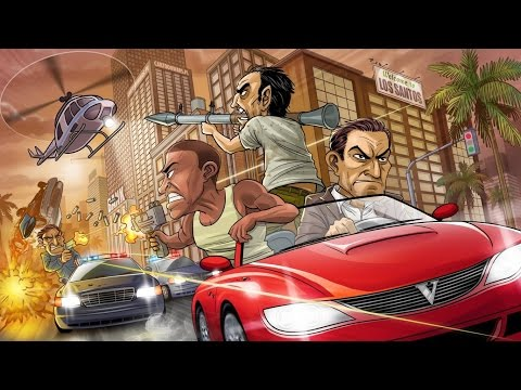 GTA 5. Миссия 54 - Баллада о Рокко.