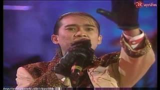 Mega - Sekuntum Bunga Sakura di Gurun Sahara (Live In Juara Lagu 90) HD