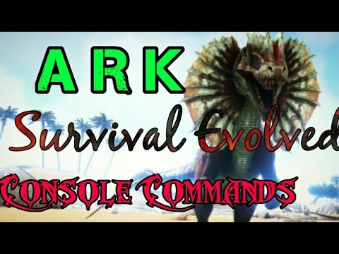 how to give admin in ark ps4