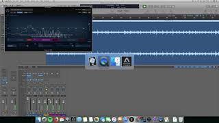 How to improve a DI acoustic guitar sound in Logic X