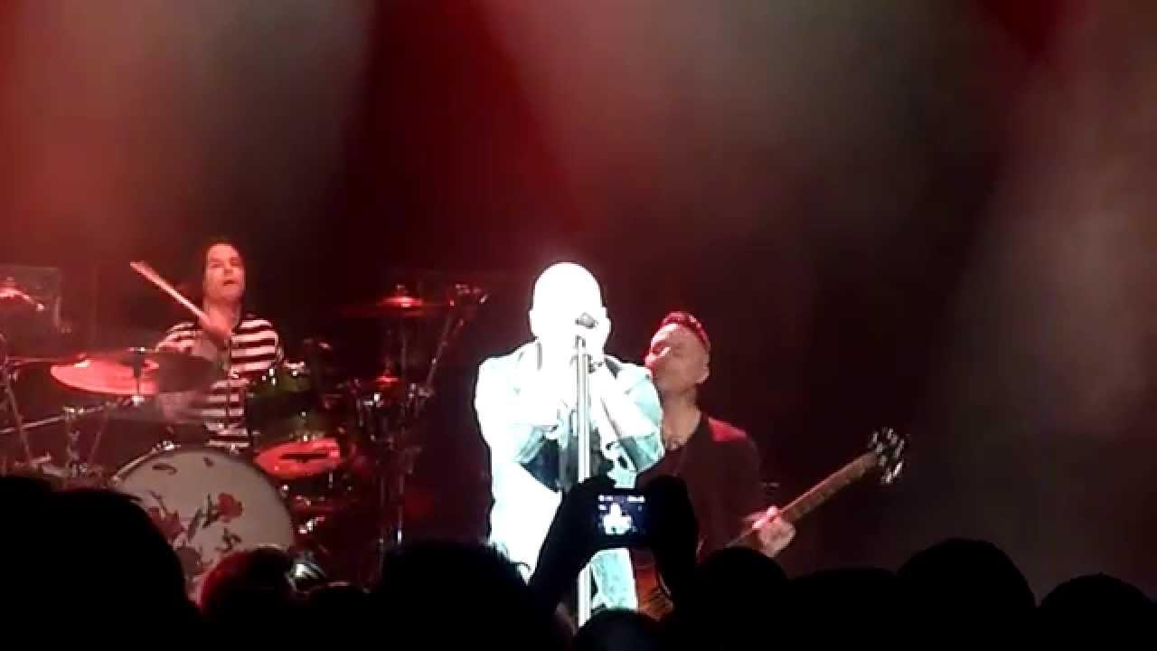 "Daughtry ""Baptized"" live @ Shepherd's Bush Empire 26.03.2014"
