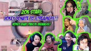 Download lagu VOKEY DONATE 20K STAR UNTUK STREAMER BARU MALAYSIA!