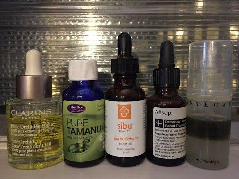 How I use Tamanu Oil