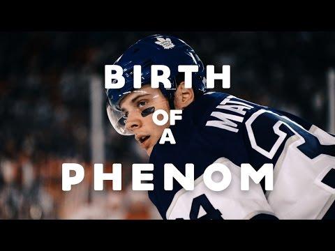 Birth of a Phenom: Auston Matthews