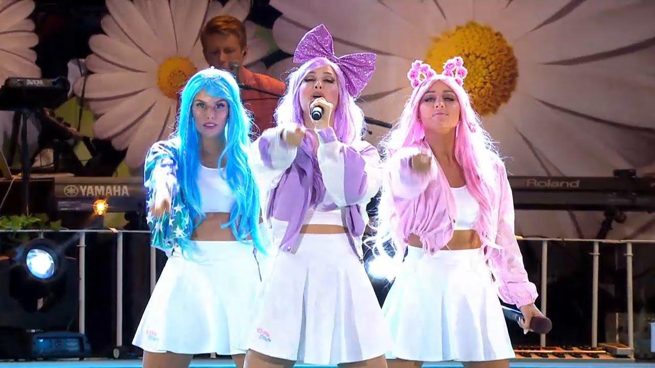 Dolly Style L O V E Lotta Pa Liseberg Tv