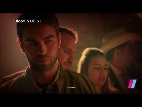 Blood & Oil | Trailer | Showmax
