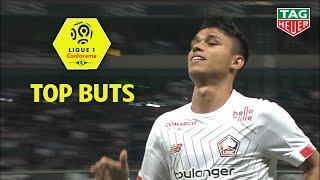 Top buts 8ème journée - Ligue 1 Conforama / 2019-20