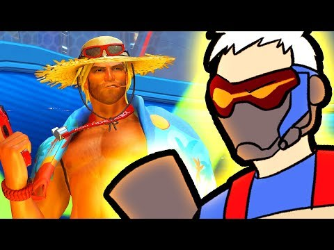Top 10 Most Hilarious Overwatch Skins