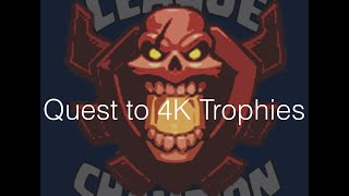 Clash of Clans-Pushing to 4000 trophies #2