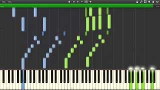 Deemo - Wings Of Piano on Synthesia with MIDI download