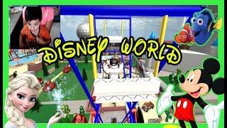 Jouer à Disney World Parc Mickey Mouse ROBLOX