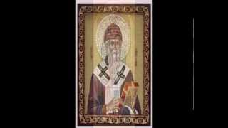 видео Спиридон Тримифунтский. - Храмы и часовни Святого Спиридона