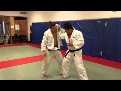 Judo tactics right vs left