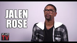 Jalen Rose: I Wanted to Fill a Pool with Malt Liquor After Getting Drafted to NBA (Part 8)