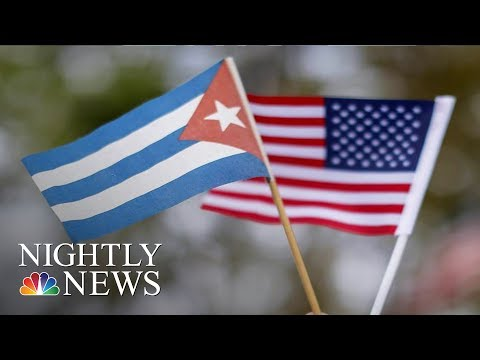 Inside Cuba's Military Cyber Command (Exclusive) | NBC Nightly News
