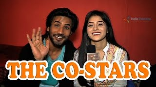 Aparna Dixit and Krip Suri, The Co-Star