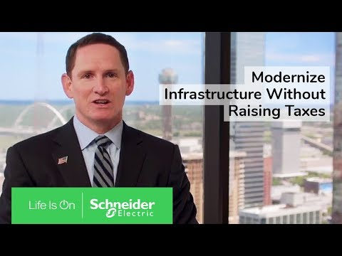 Modernize Infrastructure Without Raising Taxes