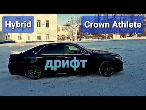Toyota Crown Athlete 210