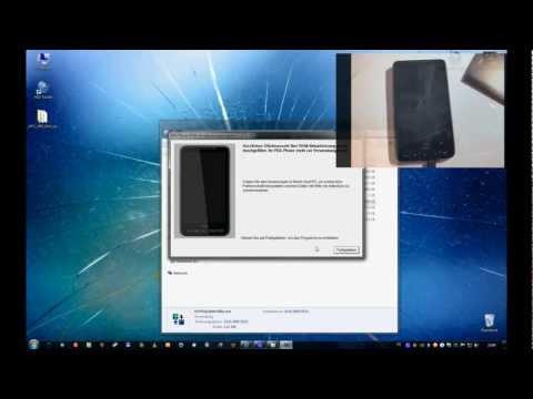 HTC HD2 Windows 6.5 Original Rom flashen Tutorial Deutsch