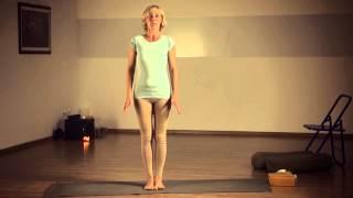 Iyengar Yoga Part 3. Йога Айенгара. Видео уроки. Прогибы