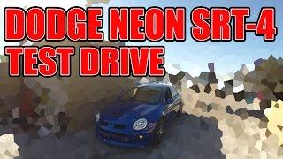 Test Drive: Dodge Neon SRT-4