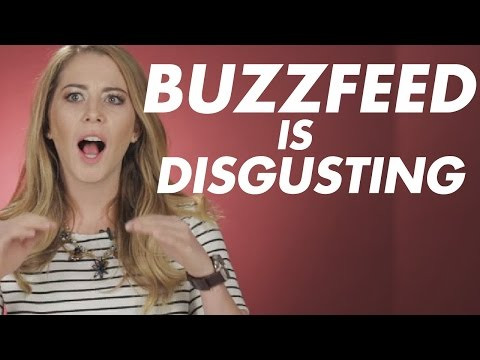 Thumbnail: BuzzFeed Is Disgusting