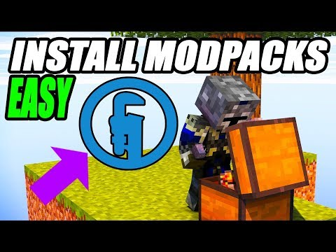 Minecraft How To Install Modpacks (Technic Launcher) Tutorial