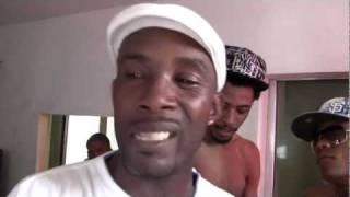 MADE IN GWADA - BONUS - Freestyle Edson X - SanktuR - Mik - Bouba - Atila - Soupson (@SlimVideoZ)