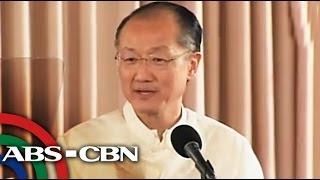 World Bank lauds Aquino
