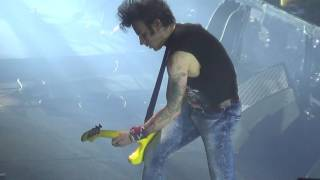 The Cure -Step Into The Light live at SSE Wembley Arena, London, 01/12/2016
