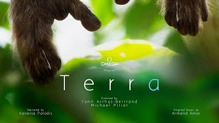 OMEGA presents Terra – a film by Yann Arthus-Bertrand